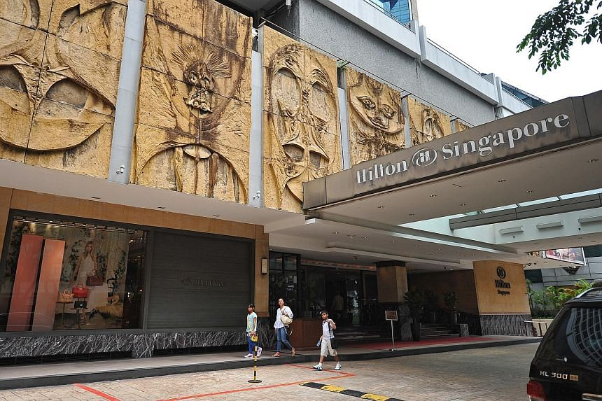 Hilton's management contract with Hotel Properties Limited for the Hilton Singapore hotel ends in December. The rebranded voco Orchard Singapore will open its doors in January next year.