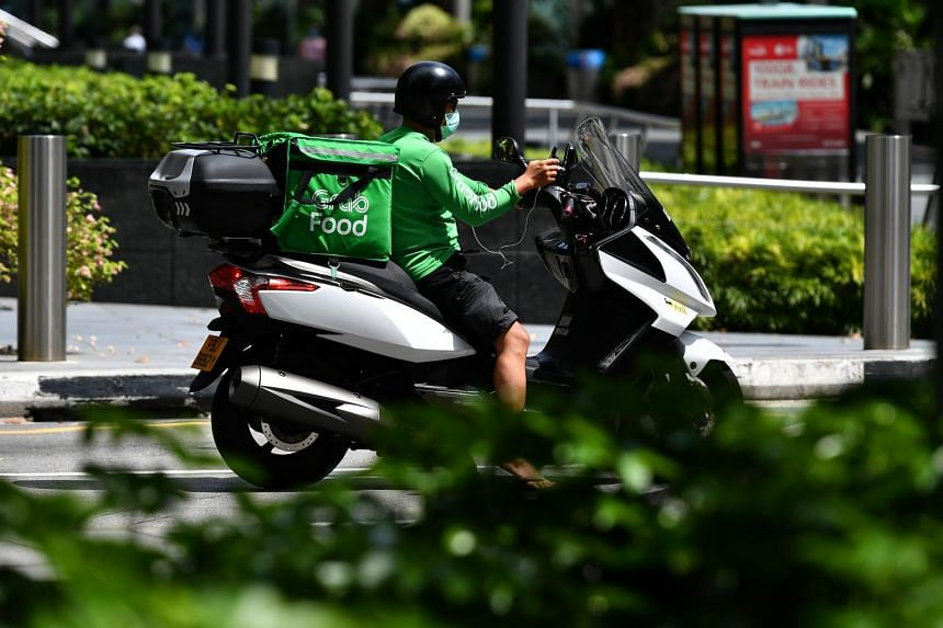 Existing GrabFood riders are encouraged to sign up for the programme, which will be fully funded for them.