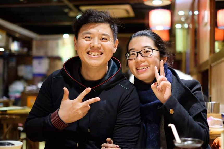 Mr Zachary Yang and Ms Sun Yi do not plan to have children. Ms Sun aims to be a university professor in future and says she does not want to set unfair expectations for any child she has.