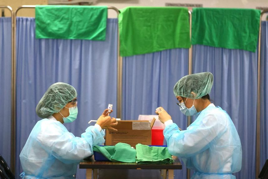 The vaccine shortage amid rising case numbers in Taiwan has raised fears of a health crisis.