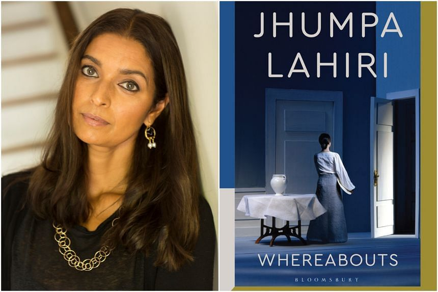 Jhumpa Lahiri's Whereabouts is her translation of her first Italian novel Dove Mi Trovo.