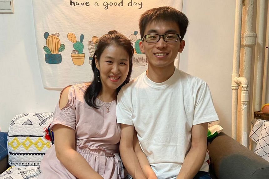 Dr Ding and her husband Dr Jia are trying for their first child. The newlyweds, who both have siblings, plan to have more than one child as they want the child to have siblings too.