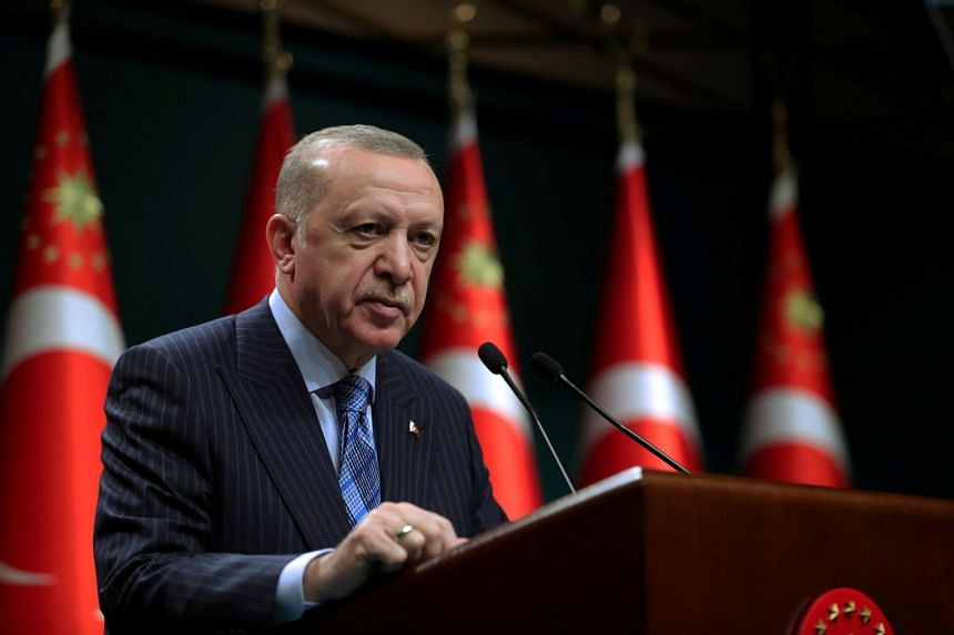 Erdogan (above) last year announced a 405-billion-cubic-metre find in the so-called Sakarya field - the biggest ever discovery in the Black Sea.