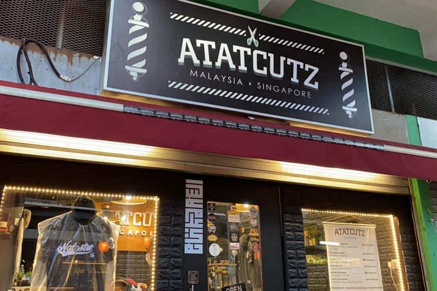 The cluster at Atatcutz Singapore has six people, four of whom are new cases that were announced on June 5, 2021.
