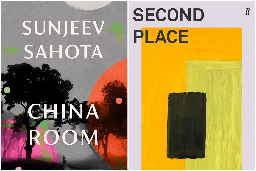 China Room by Sunjeev Sahota and Second Place by Rachel Cusk.