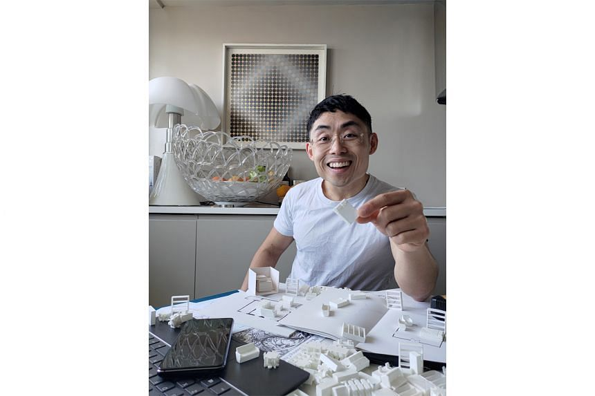 Mr Cliff Tan wants to make architecture accessible to everyone through his videos.