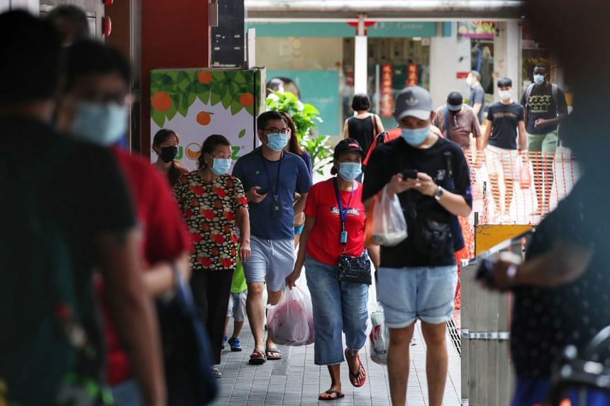 Experts note the possibility of fundamental changes to how Singaporeans play, heal, study, work and engage with one another.