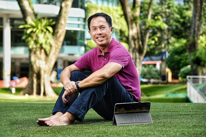 Counsellor James Leong has launched a podcast discussing unspoken emotions brought about by the pandemic, such as grief and fear.