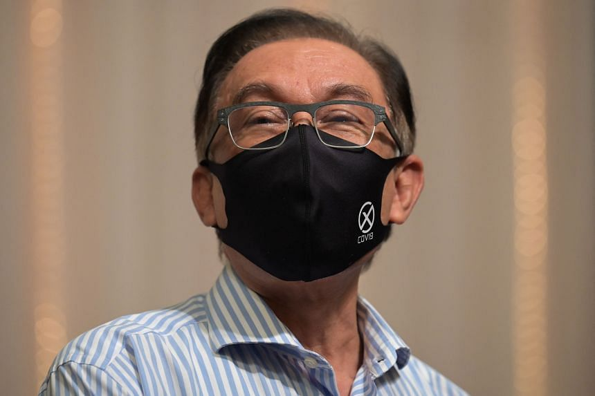Datuk Seri Anwar criticised the Muhyiddin Yassin administration for failing to use the emergency powers to bolster the battle against Covid-19 or ramp up vaccinations.