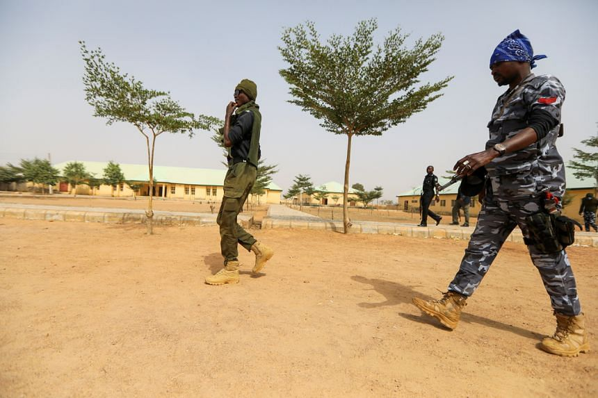Nigerian police said the perpetrators swept through eight villages, killing people and sending residents fleeing.