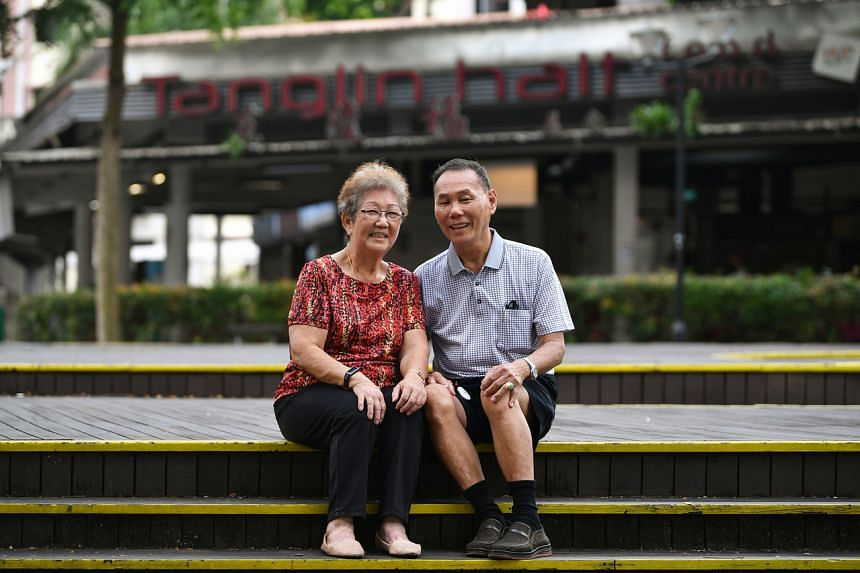 Madam Leong Mei, 76, and her husband, Mr Yee Kong Hoi, 82, bought a three-room flat at Block 31 in 1973 after they got married.