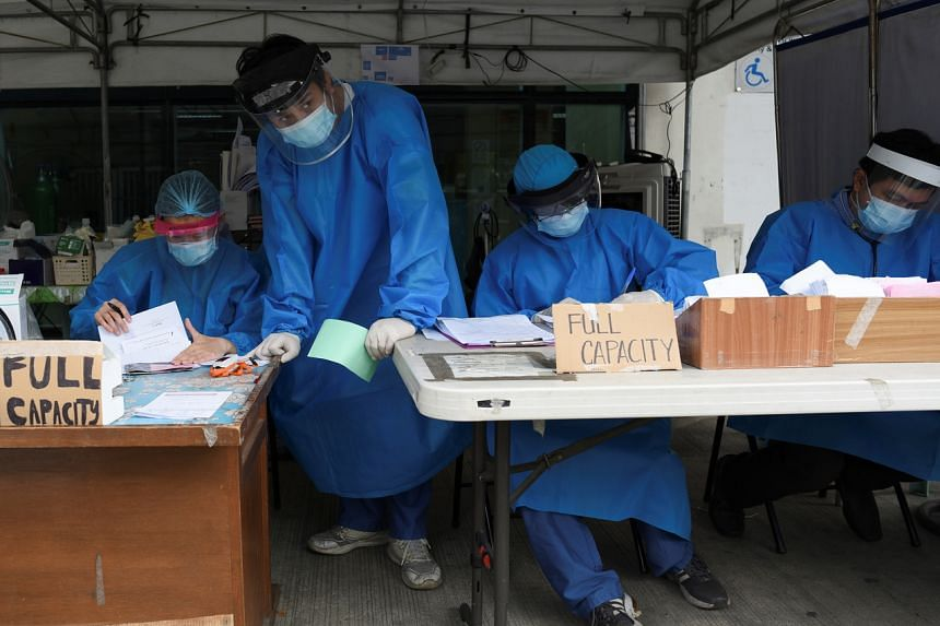 The Philippines is seeking to reinforce its healthcare system as local coronavirus cases surge.