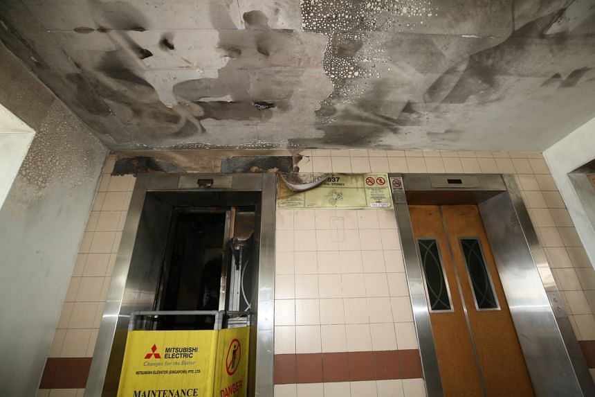 The Singapore Civil Defence Force said preliminary investigations showed that the fire in the lift at Block 537 Woodlands Drive 16 was of electrical origin from the personal mobility device.
