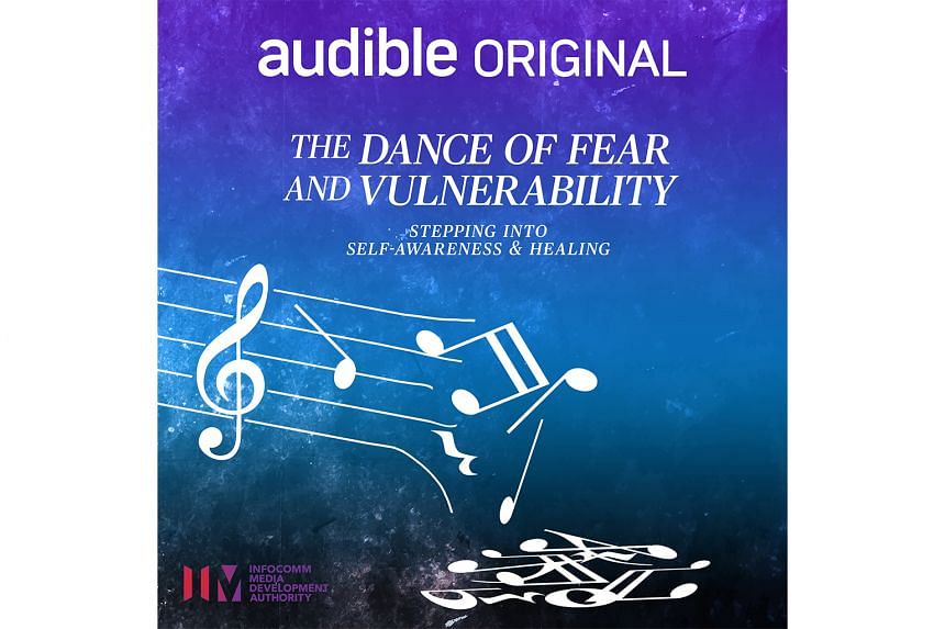 The Dance Of Fear And Vulnerability podcast is available on Audible.