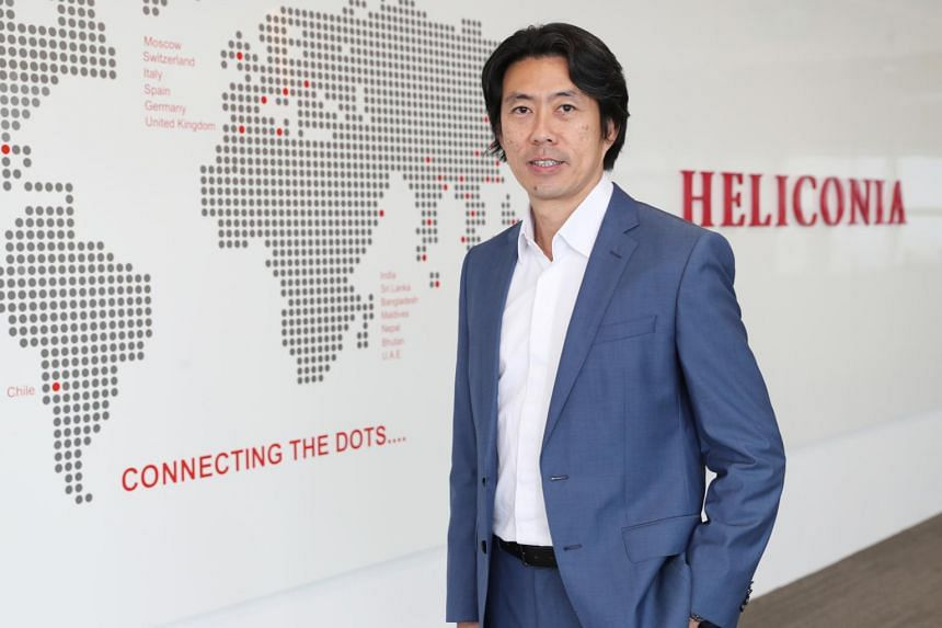 Mr Derek Lau had joined One Championship's board back in 2016, after Heliconia invested in the company.