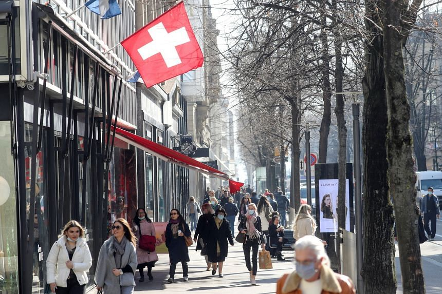 Under pressure from abroad, the Swiss had promised to meet international standards and eliminate special low tax rates.