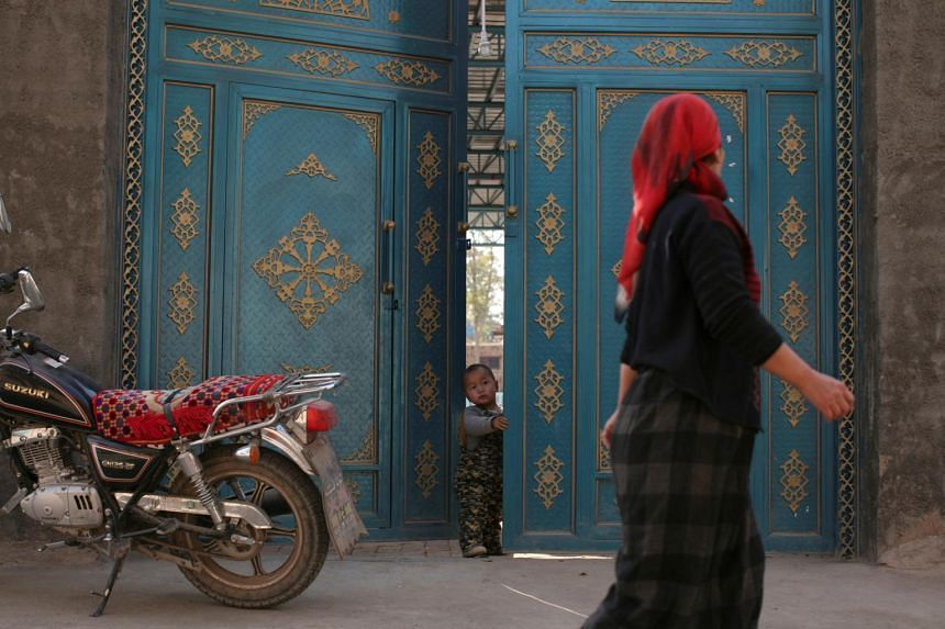 Official data shows birth rates in Xinjiang have already dropped by 48.7 per cent between 2017 and 2019.