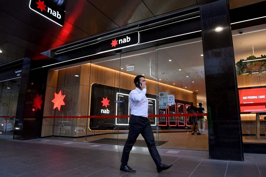 National Australia Bank may not be able to reach its cost target of A$7.7 billion (S$7.89 billion) if it is forced to pay fines, said an analyst.
