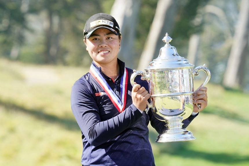 The 19-year-old Yuka Saso became the first Filipino player to win the tournament.