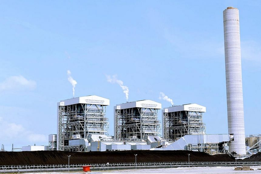 The coal-fired Sultan Azlan Shah Power Station in Manjung, Perak, owned by TNB Janamanjung, a subsidiary of Tenaga Nasional. Tenaga is one of the five utility companies which will be the focus of the Asian utilities engagement programme in its first