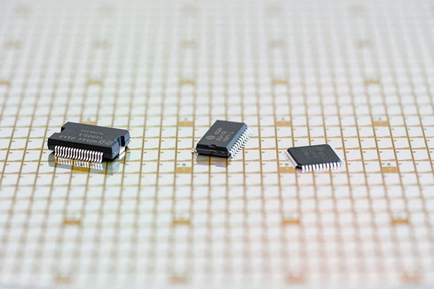 Semiconductor chips are used in almost all consumer electronic products.