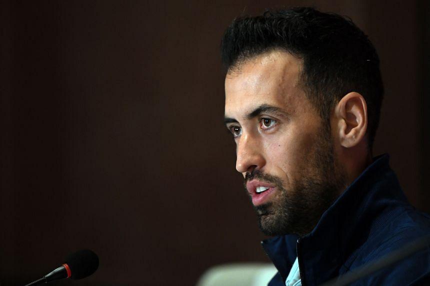 Sergio Busquets' positive case has thrown Spain's tournament preparations into chaos.