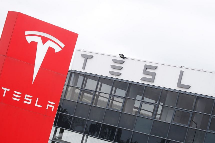 Tesla fell as much as 0.8 per cent in post-market trading on June 7 after closing up 1 per cent to US$605.13.