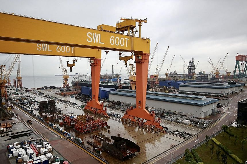Sembcorp Marine yesterday said that to date, there has been no cancellation of any of its existing projects.
