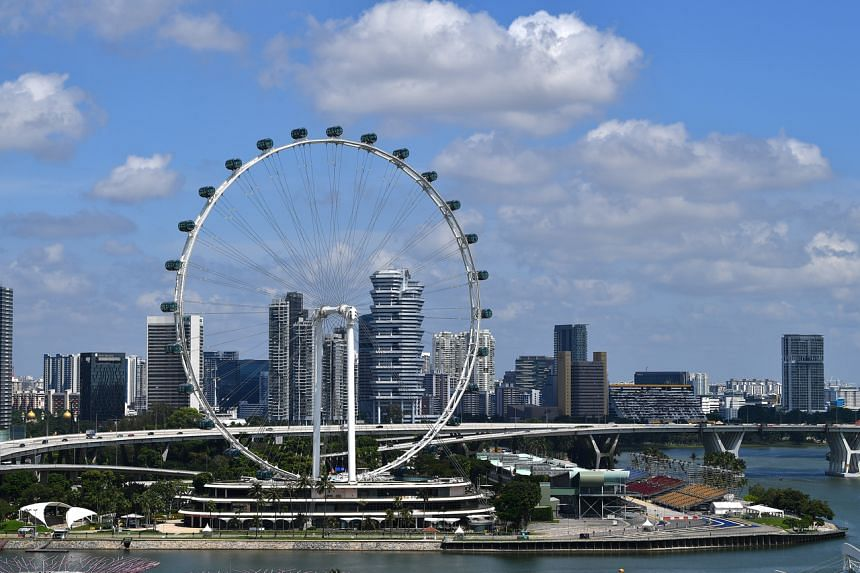 The award arises from a dispute over the Singapore Flyer's operator's claim against its insurer for losses it suffered stemming from a breakdown in 2018.