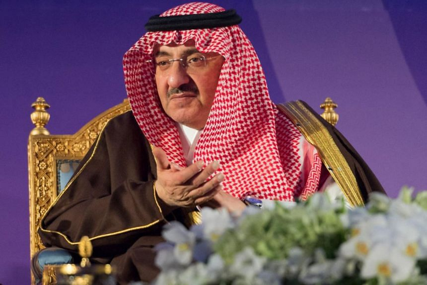 Former crown prince Mohammed bin Nayef has not been seen in public since his detention in March 2020.