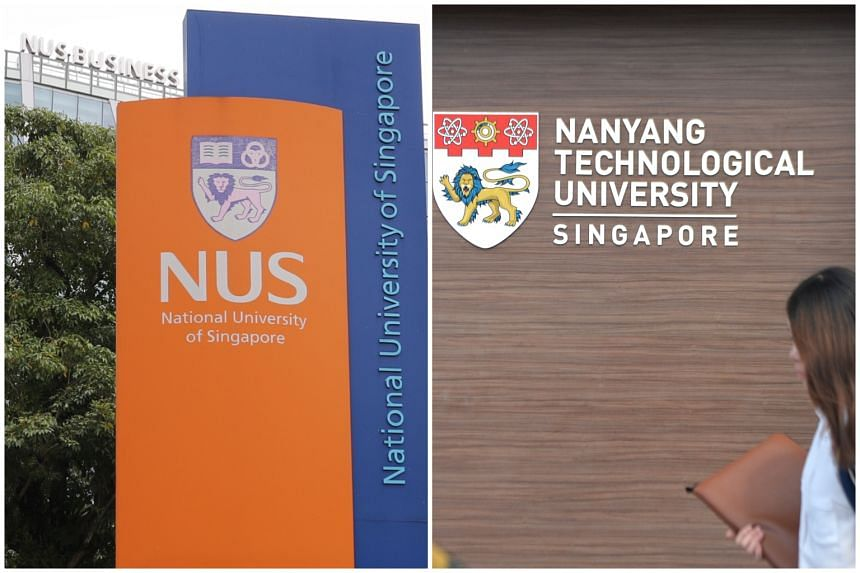 Globally, NUS has come in 11th, keeping its spot from last year, while NTU has moved up a notch to 12th place.
