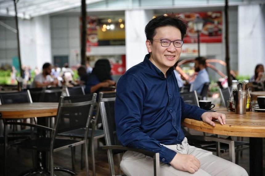Lucence Health is a biomedical company founded four years ago by Dr Tan Min-Han.