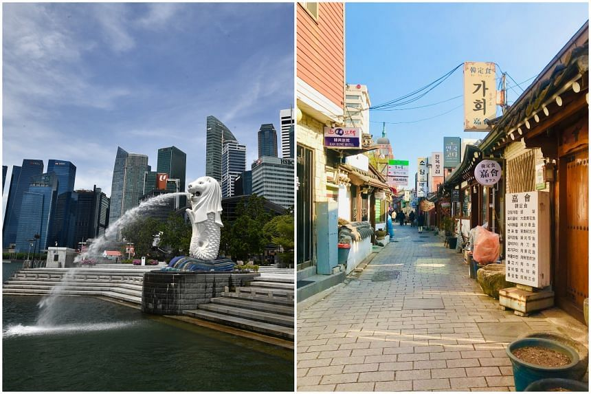 South Korea's Transport Ministry said they are planning to allow only selected package tours in the first phase of the travel bubble programme.