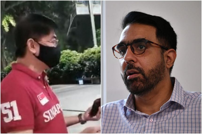 Pritam Singh said those who hold such views should reflect deeply on how these can hurt.