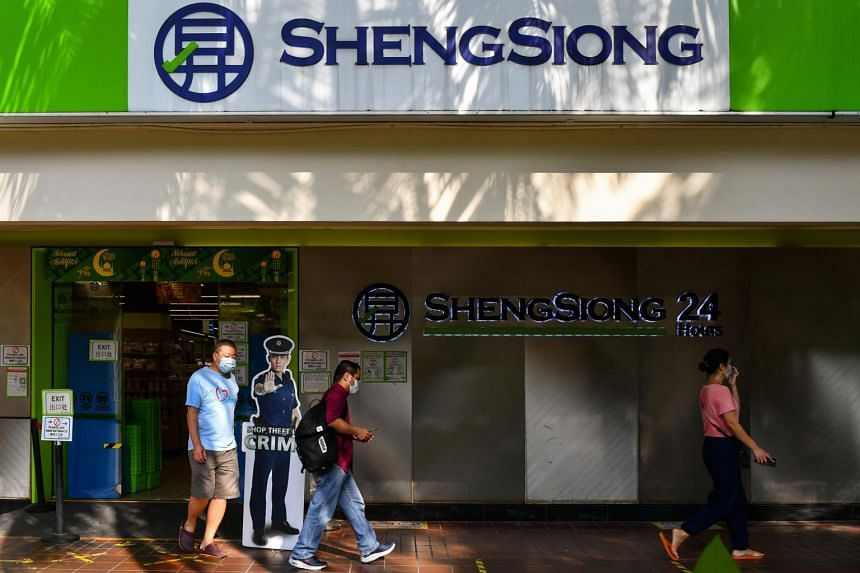 The new store brings Sheng Siong Group's store count to 63 in Singapore and three in China.