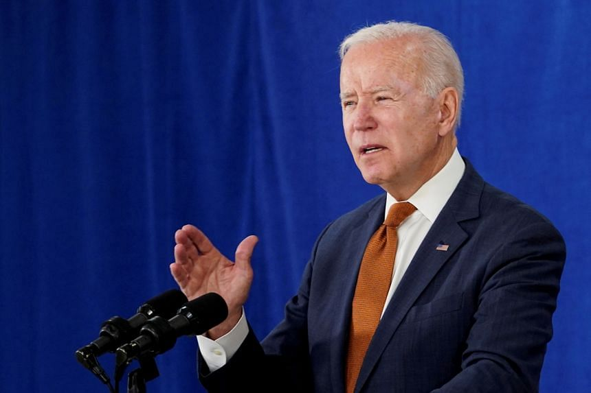 President Joe Biden will make his first stop at the seaside village of St. Ives in Cornwall where he will participate in the G-7 summit.