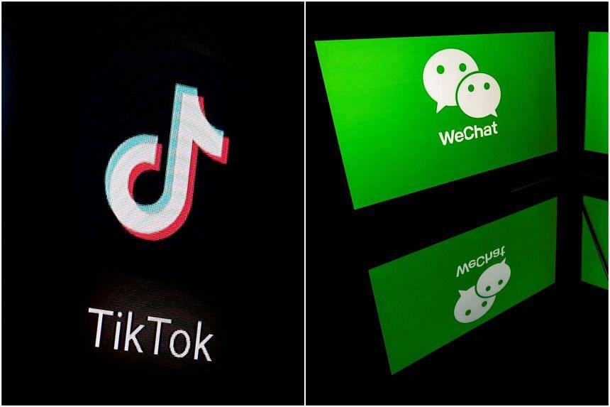 US President Joe Biden's new executive order revokes the WeChat and TikTok orders.
