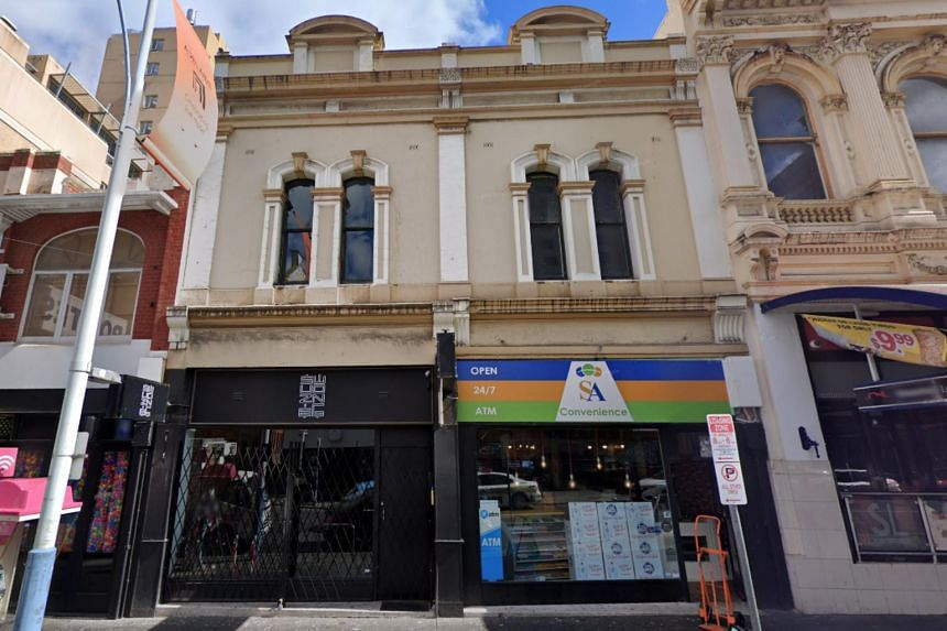 Located at 80-82 Hindley Street, the property is situated on a freehold site and has a land size of about 287 square metres.
