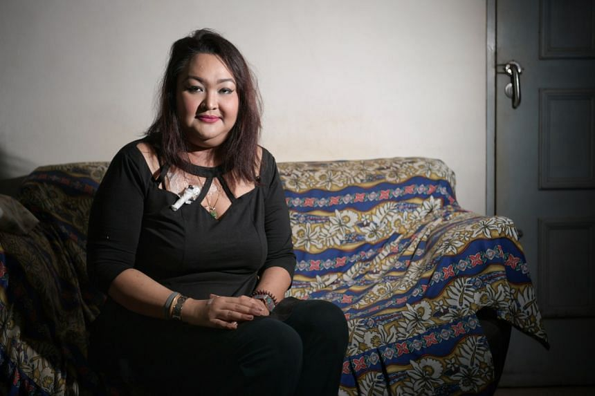 Ms Noor Azlin Abdul Rahman was diagnosed with lung cancer only in February 2012.