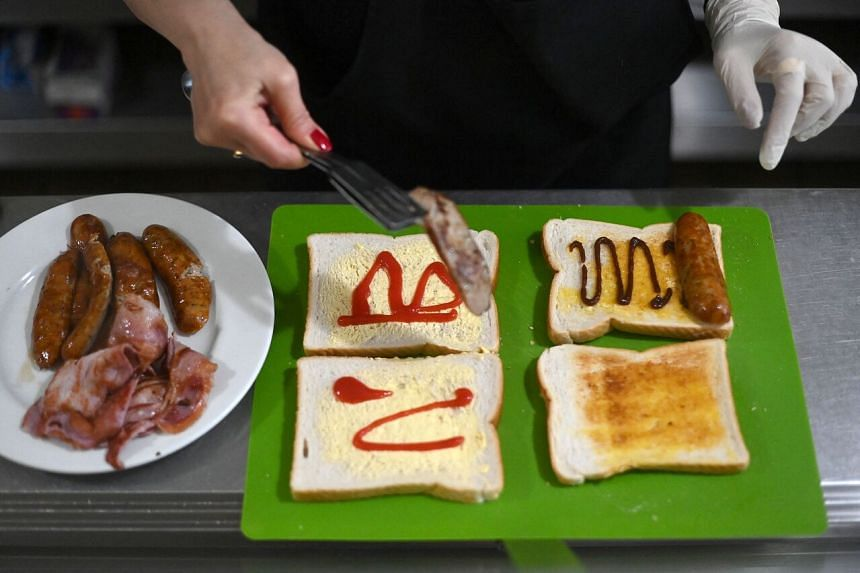 """The row, dubbed the """"sausage war"""", centres on the movement of chilled meats from Britain to Northern Ireland."""