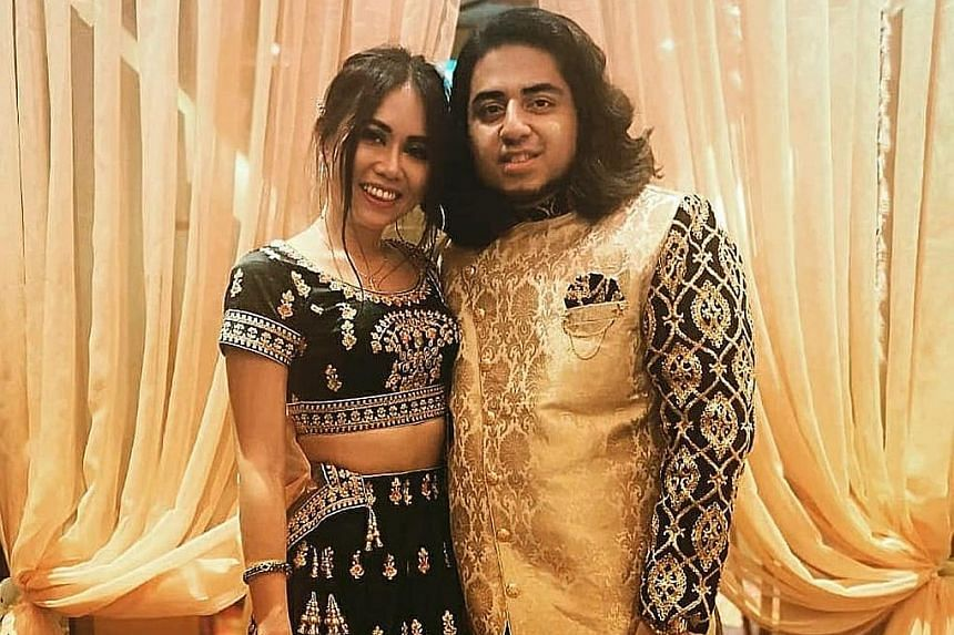 A video which recently went viral showed a man directing racist remarks at Mr Dave Parkash and his girlfriend Jacqueline Ho.