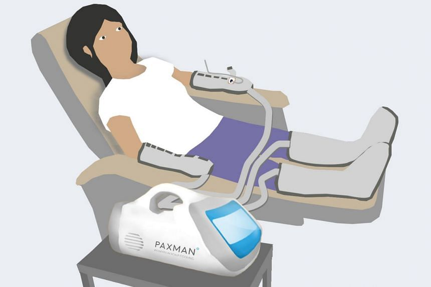 The device will wrap around and cool the arms and legs of cancer patients during chemotherapy to prevent or reduce numbness and pain.