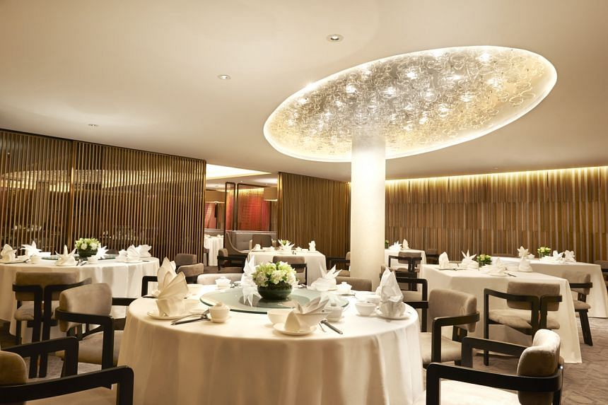 Cantonese restaurant Yan at the National Gallery had received 30 reservations for dine-in next week.