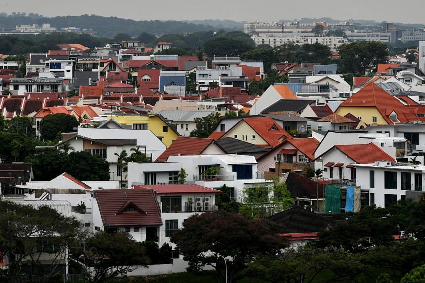 The unsold inventory of private housing units has declined over the past year amidst strong demand, said the Ministry of National Development.