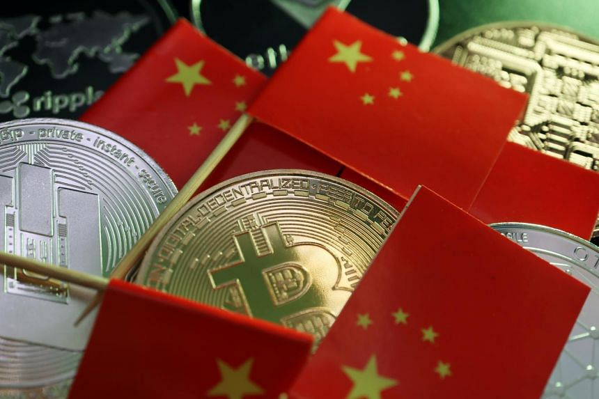 China's bitcoin mines power nearly 80 per cent of the global trade in cryptocurrencies.