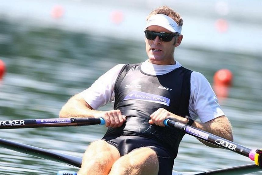 Mahe Drysdale won back-to-back golds in single sculls at London in 2012 and Rio de Janeiro in 2016.