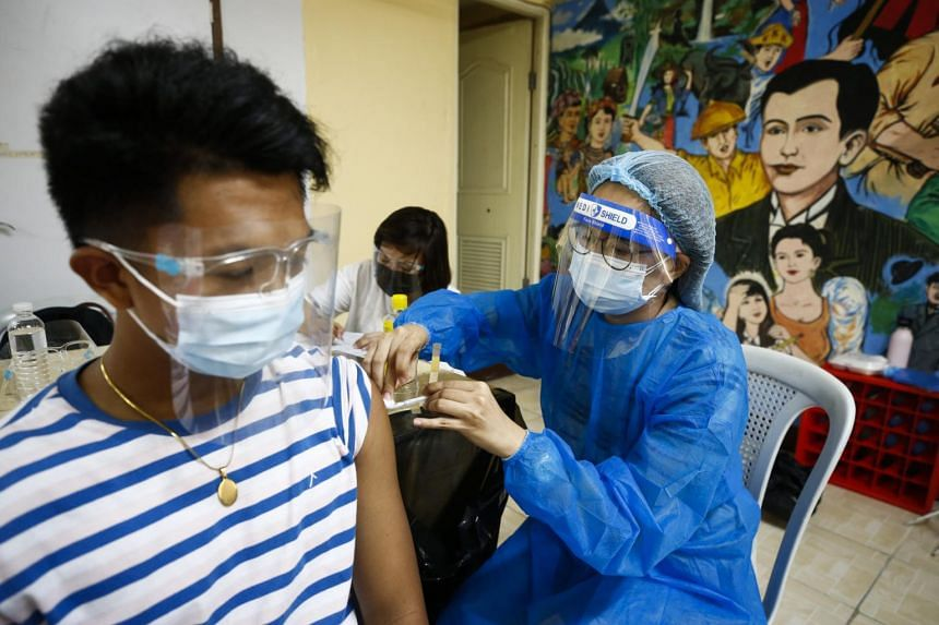 The delay came just as the government opened up vaccinations to around 35 million people working outside their homes.