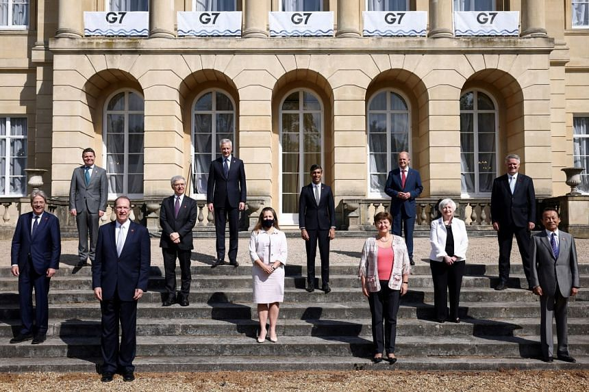 The G-7 finance ministers reached a historical deal on Saturday (June 5) to pursue higher global corporate taxation, so countries can avoid undercutting each other.