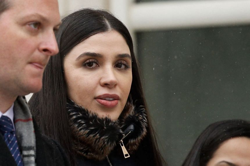 Emma Coronel Aispuro could face up to life in prison for the drug distribution charge alone.