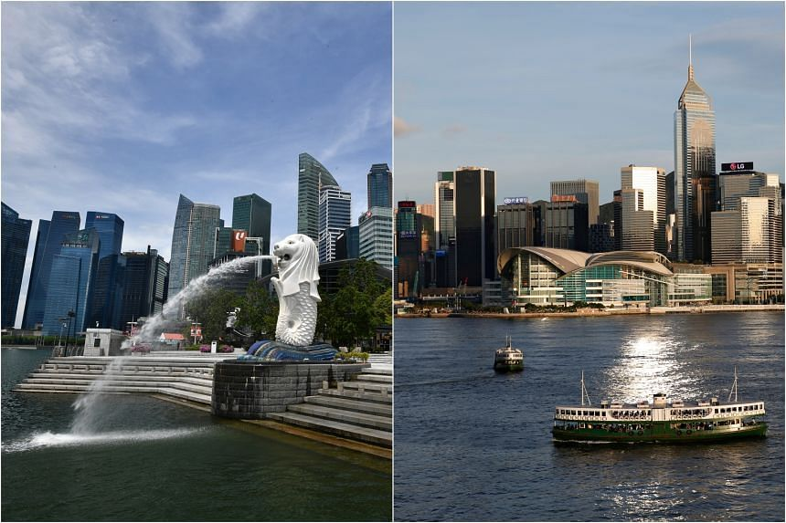 The launch of the Singapore-Hong Kong air travel bubble was deferred by mutual agreement due to the worsening Covid-19 situation in Singapore.